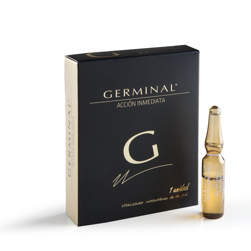 GERMINAL ACCIÓN INMEDIATA AMPOLLAS 1 X 1,5 ML