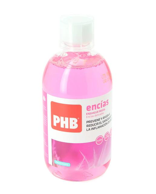 Enjuague bucal Gingivitis Phb