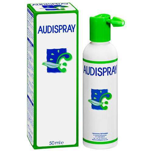 AUDISPRAY PULVERIZADOR 50 ML