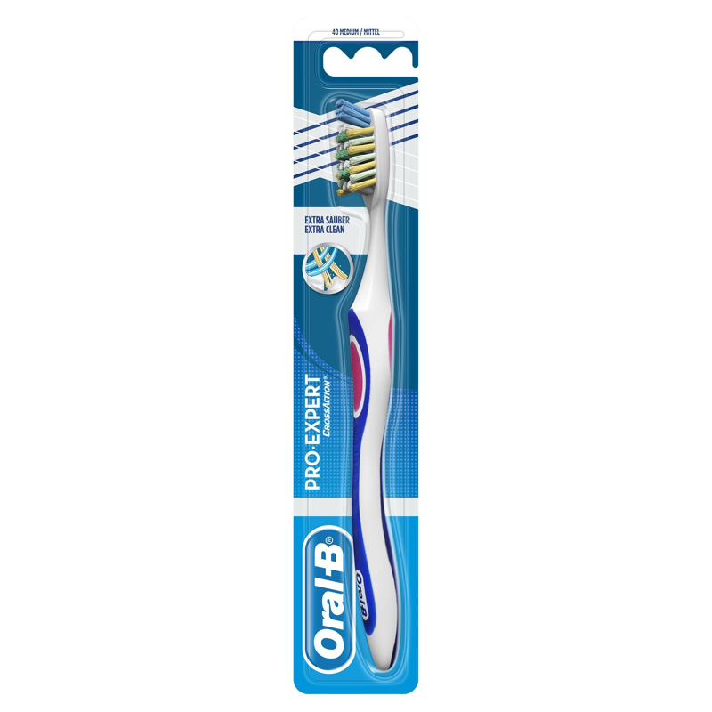ORAL-B. PRO-EXPERT CROSSACTION