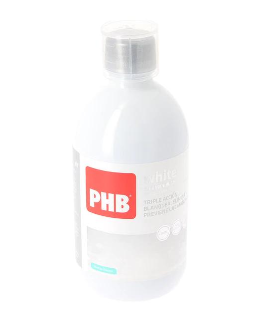 Enjuague bucal White PHB