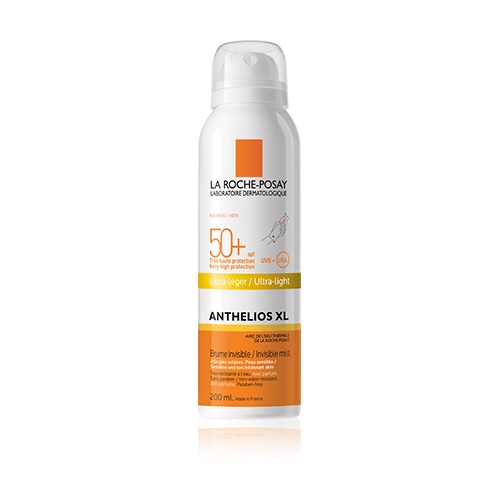 LA ROCHE POSAY ANTHELIOS BRUMA INVISIBLE XL SPF50 SPRAY 200ML