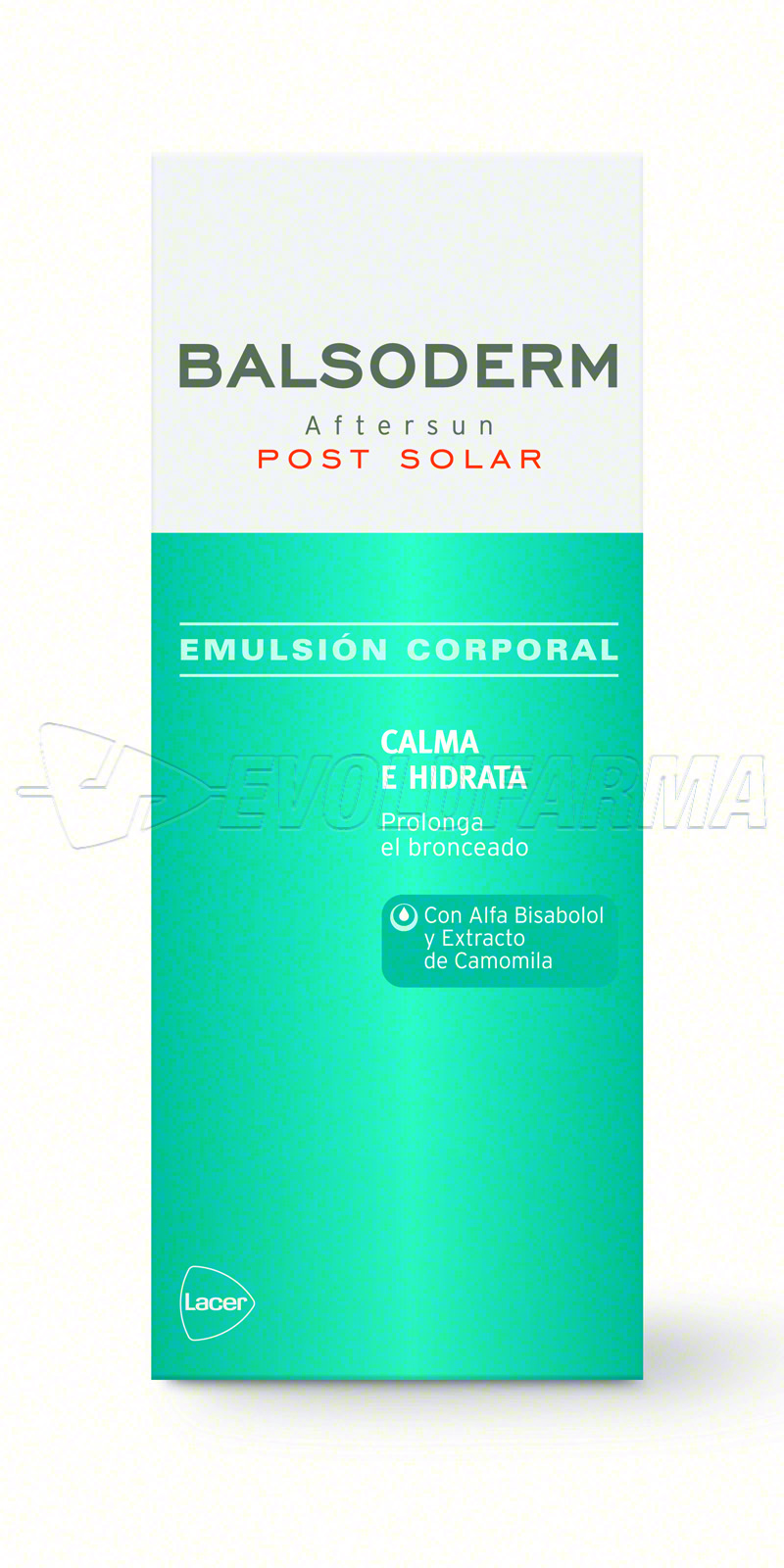 BALSODERM POST-SOLAR CORPORAL, 500ml