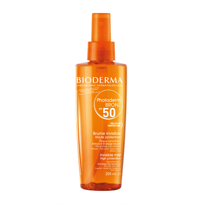 BIODERMA PHOTODERM BRUMA SPF 50 SPRAY 200ML