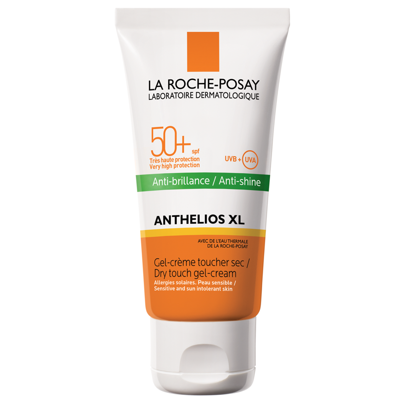 LA ROCHE POSAY ANTHELIOS SPF 50+ GEL CREMA TOQUE SECO  50 ML