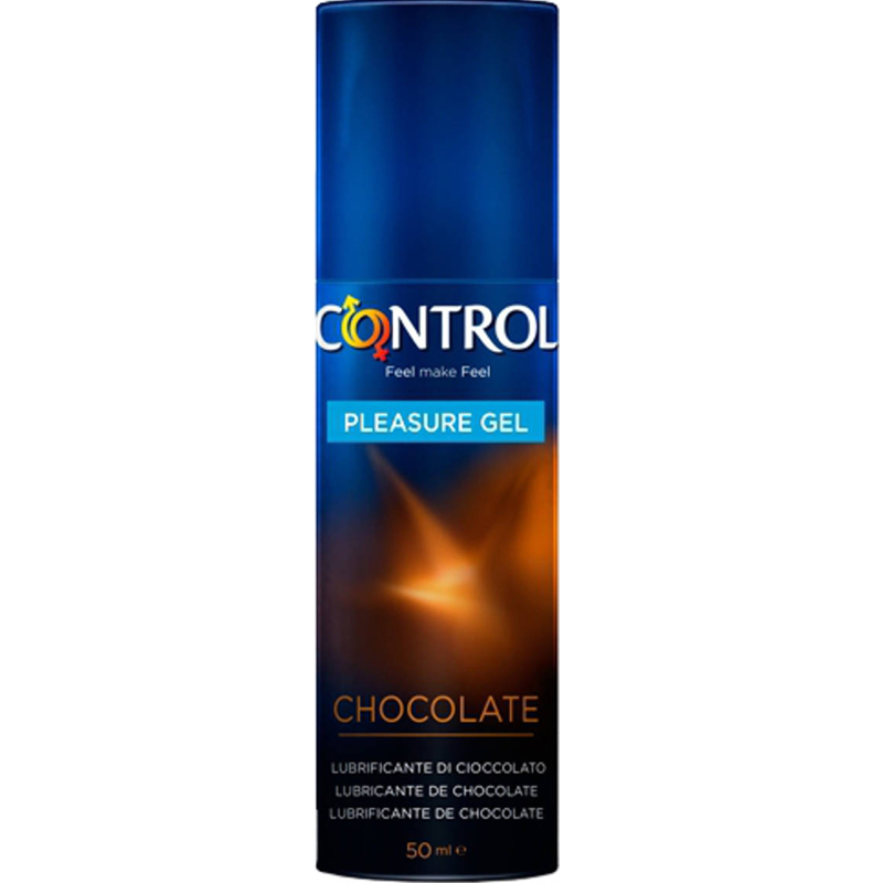 CONTROL LUBRICANTE CHOCOLATE, 50ml