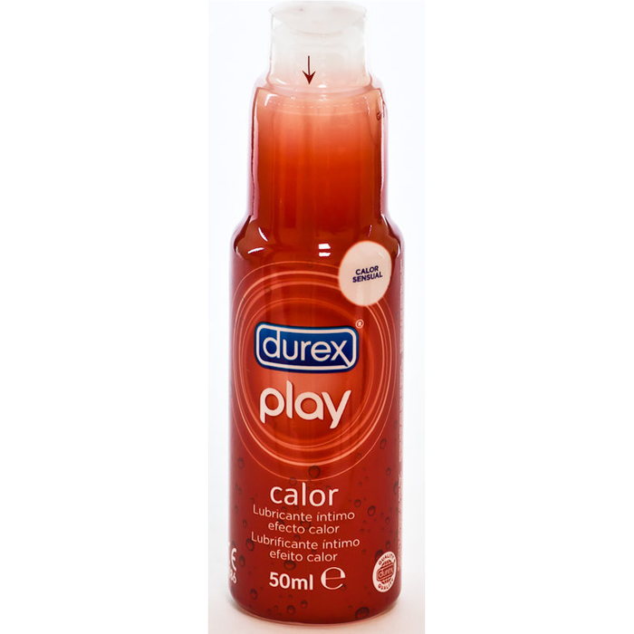 DUREX PLAY CALOR LUBRICANTE ÍNTIMO 50ML