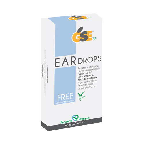 GSE EAR DROPS FREE 10 PIPETAS RECERRABLES