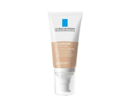 LA ROCHE POSAY TOLERIANE SENSITIVE LE TEIN CREMA MEDIUM 50ML