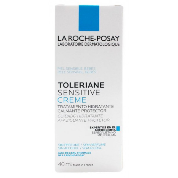 LA ROCHE TOLERIANE SENSITIVE CREMA 40ML