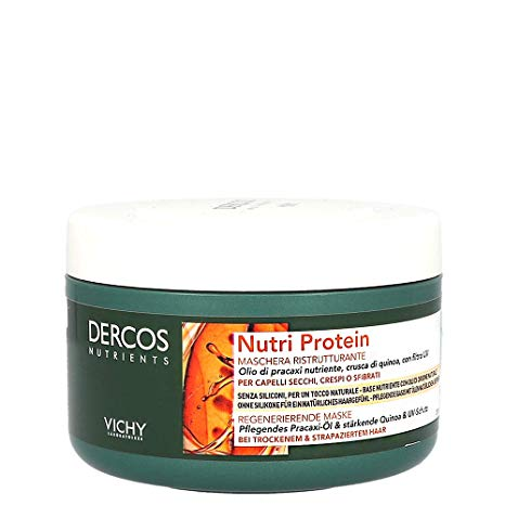 Dercos Nutrients Mascarilla Nutri Protein 250 ml