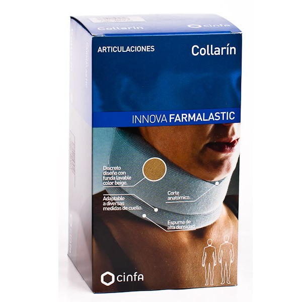 FARMALASTIC COLLARIN CERVICAL INNOVA ADULTOS