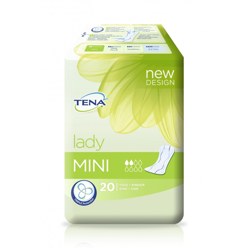 TENA LADY MINI 20 UDS
