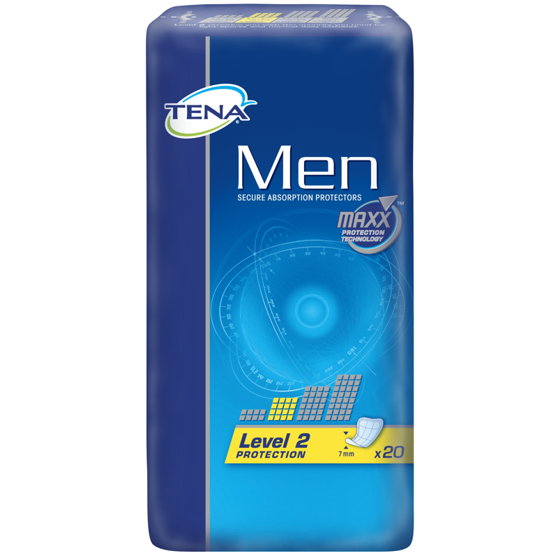 TENA MEN LEVEL 2 20 UDS