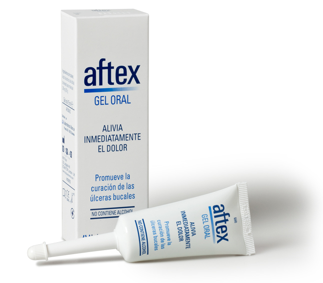 AFTEX GEL BUCAL 15 ML