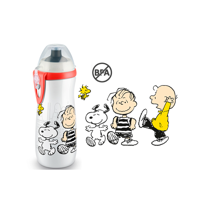 NUK TAZA SPORT CUP SNOOPY