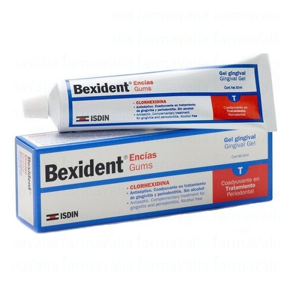 BEXIDENT ENCÍAS GEL DENTÍFRICO 75ML