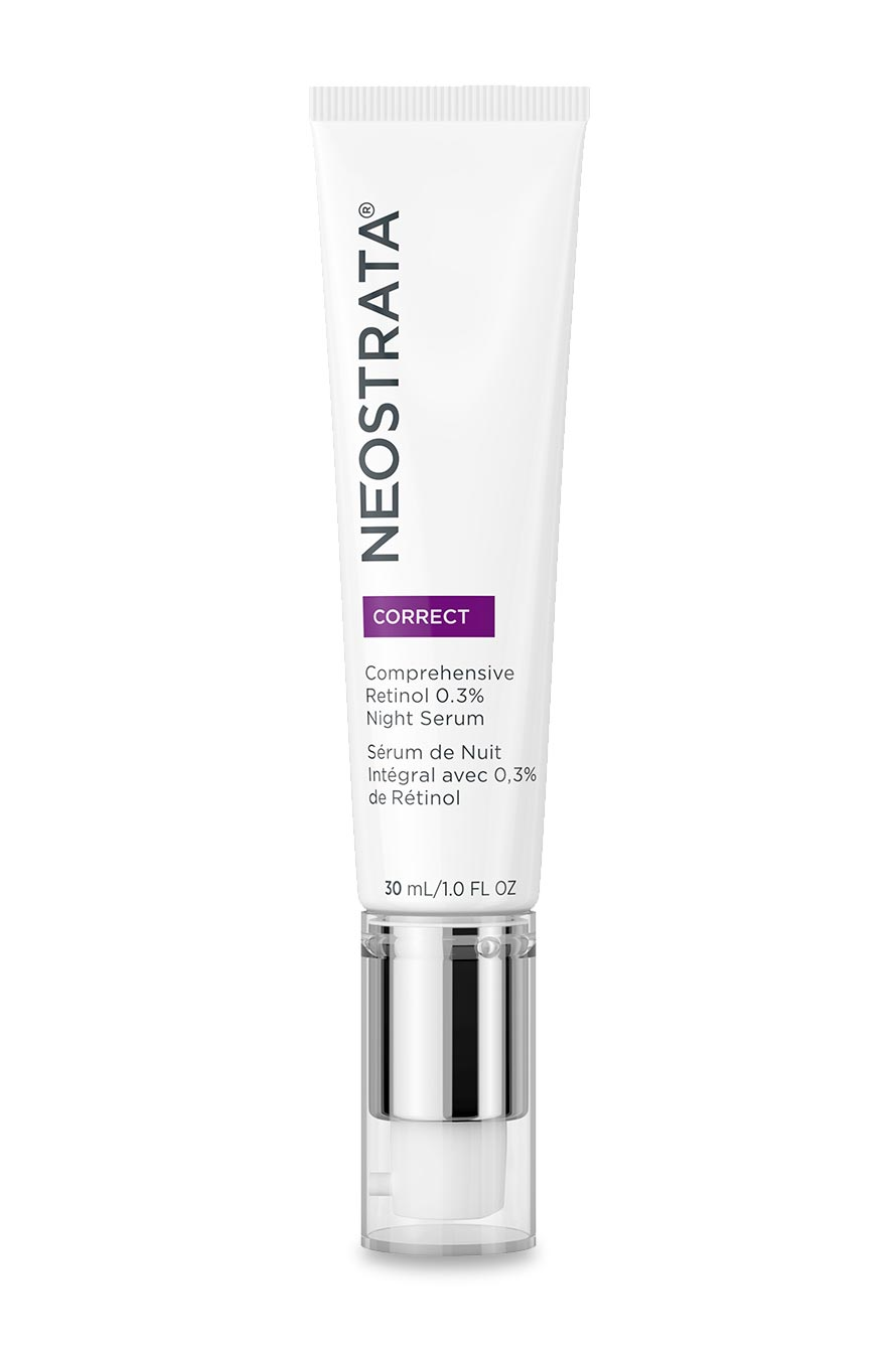 NEOSTRATA CORRECT COMPREHENSIVE RETINOL 0.3% SERUM DE NOCHE 30 ML