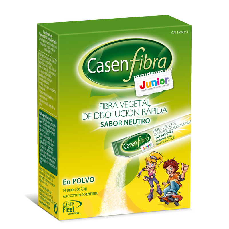 CASEN FIBRA JUNIOR 14 SOBRES