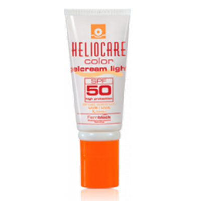 HELIOCARE COLOR GELCREAM LIGHT SPF 50-50ML
