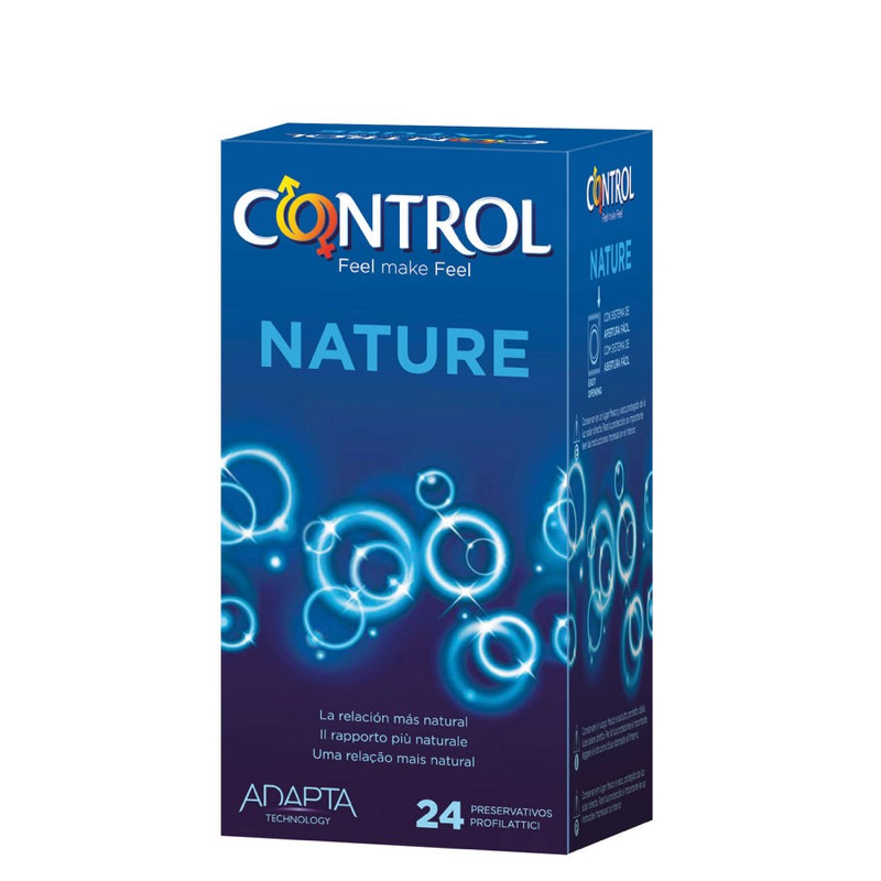 CONTROL ADAPTA NATURE 24UDS