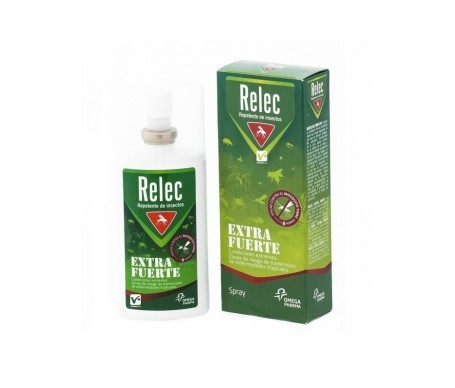 RELEC EXTRAFUERTE SPRAY REPELENTE 75ML