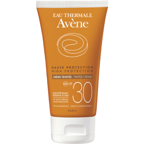 AVENE CREMA 30 COLOREADA 50ML