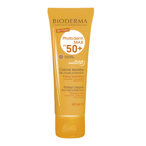 BIODERMA PHOTODERM MAX CREMA COLOR SPF 50+ 40ML