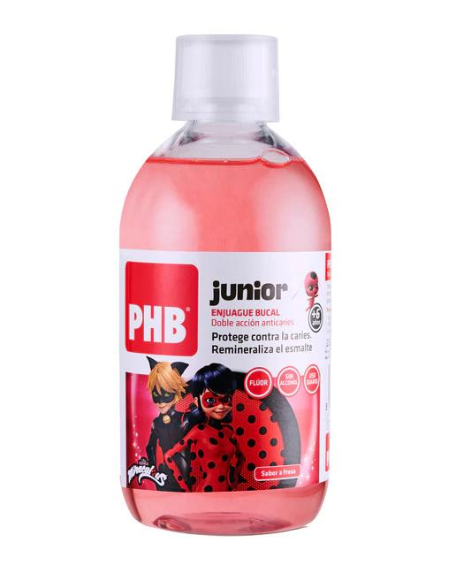 Enjuage Bucal 500 ml Junior PHB