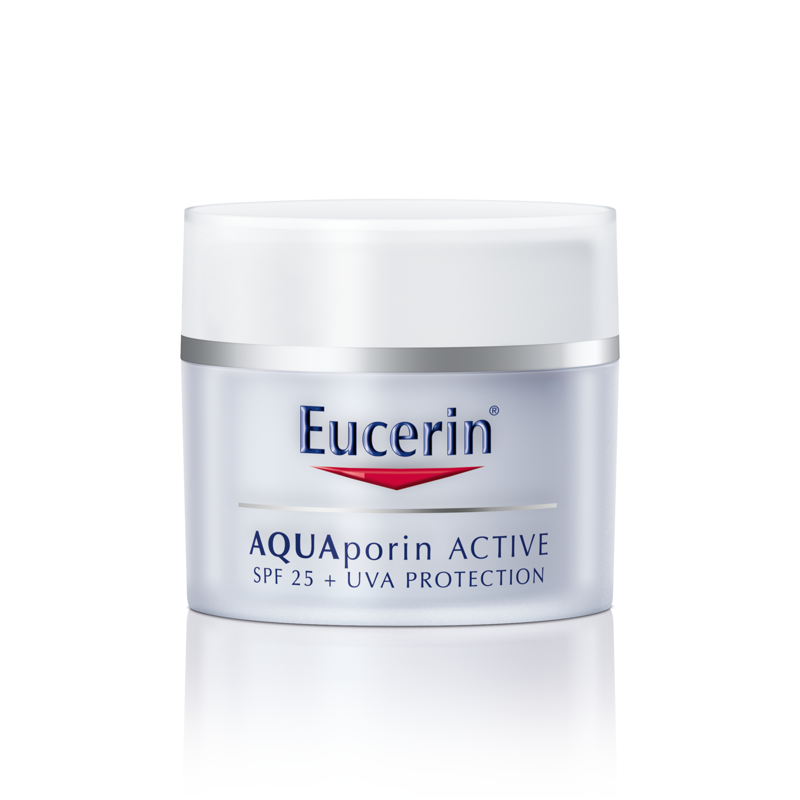 EUCERIN AQUAPORIN ACTIVE  CREMA FPS + UVA 50ML