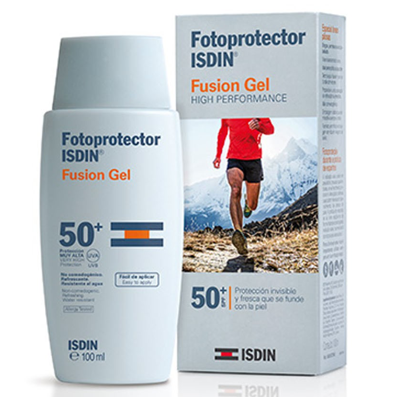 ISDIN FOTOPROTECTOR FUSION GEL SPF 50+ 100ML