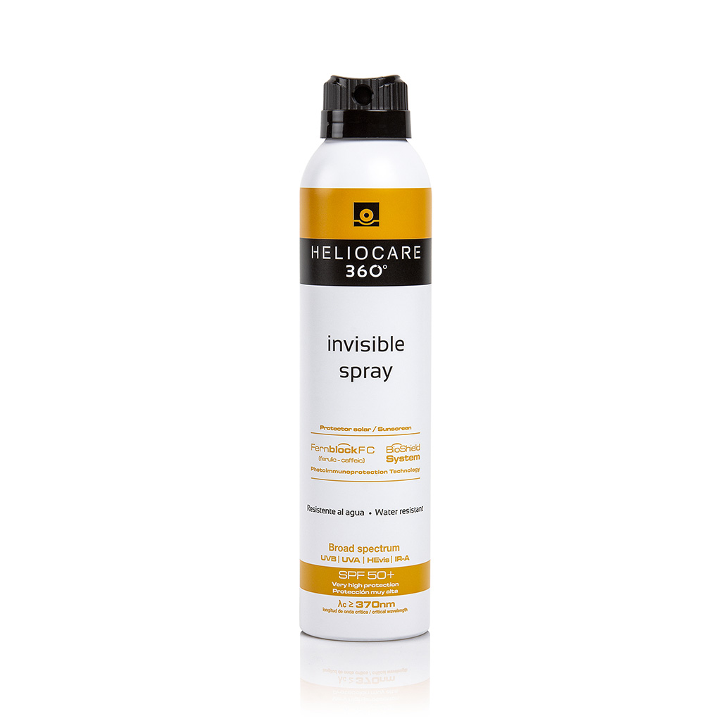 HELIOCARE 360º Invisible Spray SPF 50+ 200ML