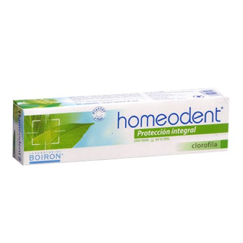 BOIRON HOMEODENT CLOROFILA PASTA DENTAL 75 ML