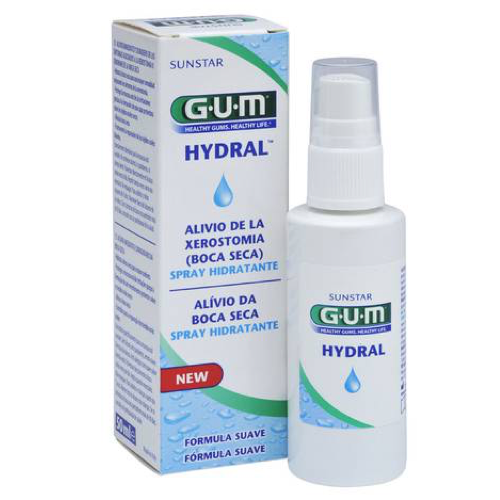 GUM®  HYDRAL™ SPRAY HIDRATANTE 50ML
