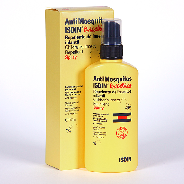 ISDIN ANTIMOSQUITOS PEDIATRICS SPRAY 100ML