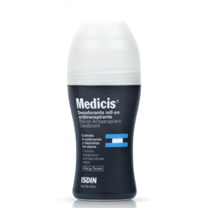 MEDICIS DESODORANTE ROLL-ON 50ML