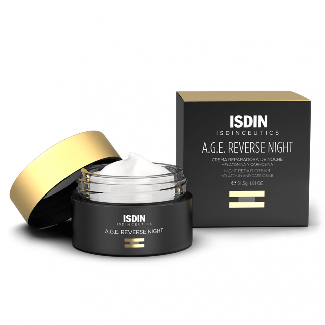 ISDINCEUTICS A.G.E. REVERSE NIGHT CREMA 50 ML