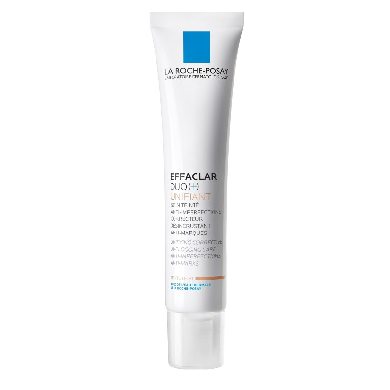 LA ROCHE POSAY EFFACLAR DUO(+) UNIFIANT MEDIUM 40 ML