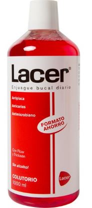 LACER COLUTORIO ANTICARIES 1000ML