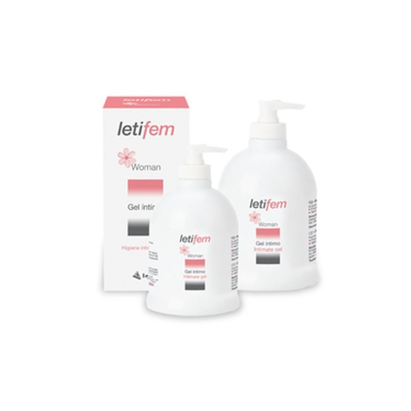 LETIFEM WOMAN GEL ÍNTIMO 250ML