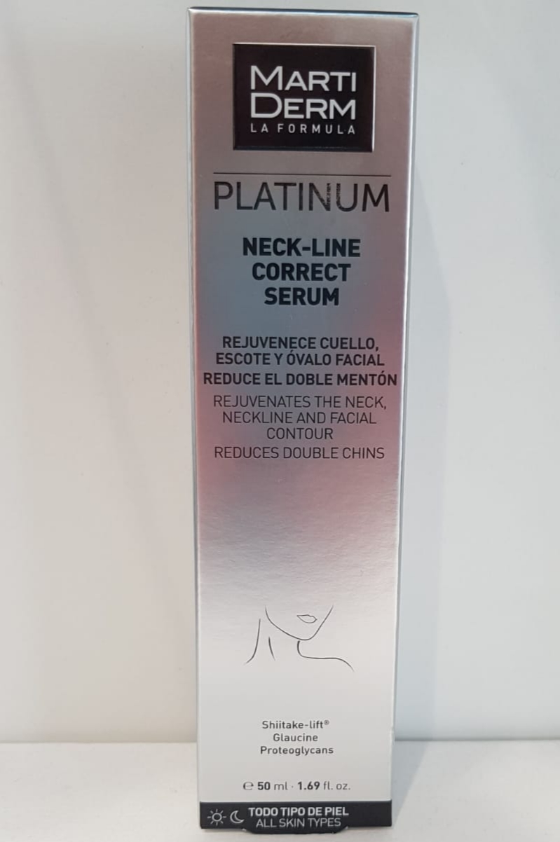 MARTIDERM NECK LINE CORRECT SERUM 50 ML