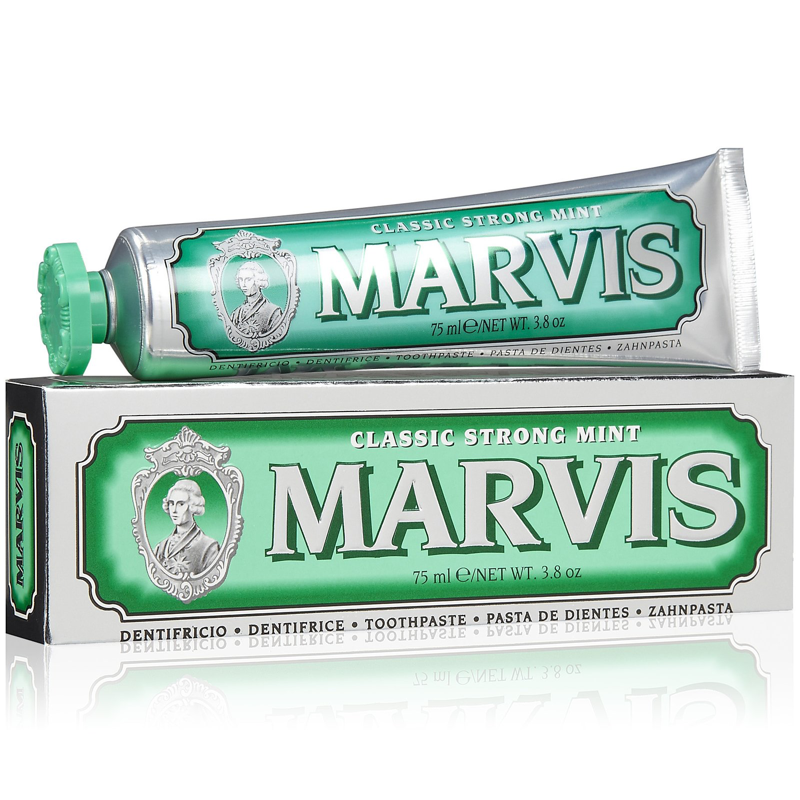 MARVIS PASTA DENTAL MENTA FUERTE 75 ML