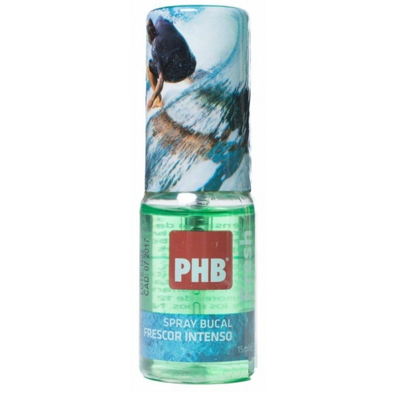 PHB FRESH SPRAY BUCAL 15ML ALIENTO FRESCO