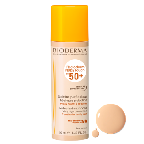 BIODERMA PHOTODERM NUDE SPF 50+ NATURAL 40 ML