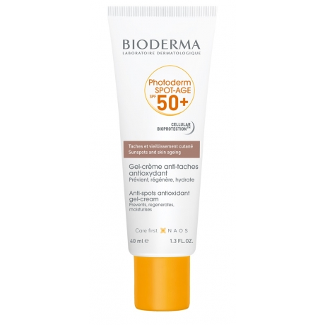 BIODERMA PHOTODERM SPOT AGE SPF50 GEL CREMA 40 ML