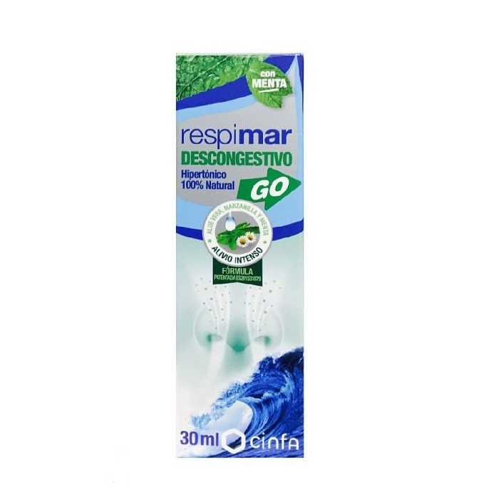 CINFA RESPIMAR DESCONGESTIVO 120 ML