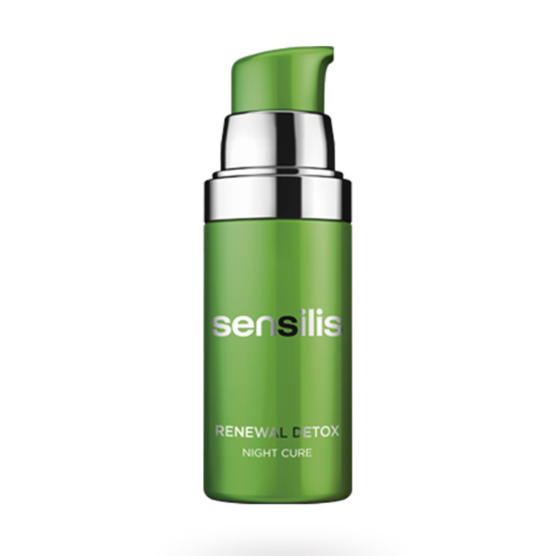 SENSILIS RENEWAL DETOX NIGHT CURE 30 ML
