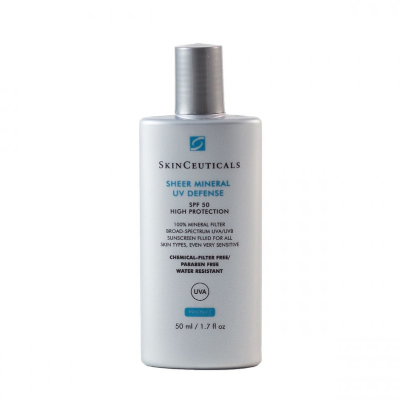 SKINCEUTICALS SHEER MINERAL SPF50 50ML