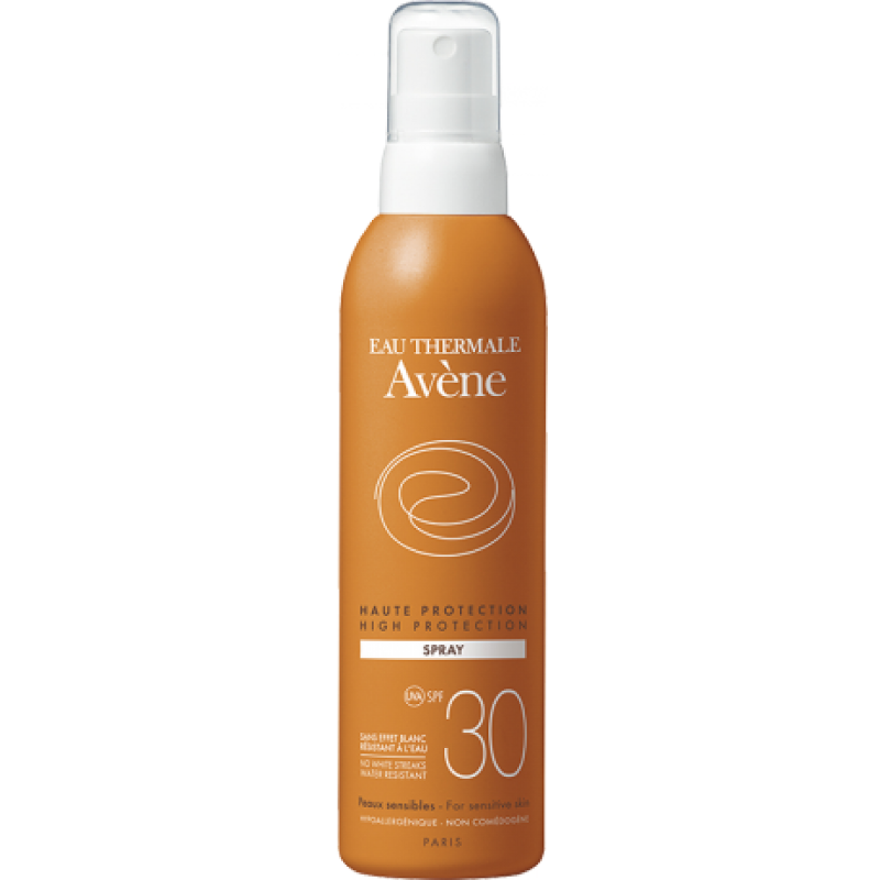 AVENE SOLAR – SPF 30 – SPRAY 200ML