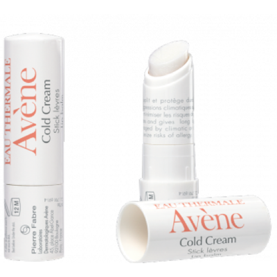 AVENE STICK LABIAL AL COLD CREAM 4GR
